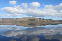 Glass lake (staceygallagher2) Tags: sky ireland photography reflection view mountain country scenic water mirror lake
