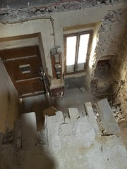 Removing old floors