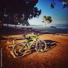 One more ride (Pedro Nogueira Photography) Tags: pedronogueira pedronogueiraphotography photography mobilephone telemóvel iphone5 iphoneography outdoor sport desporto lazer leisure mtb btt mountainbike bikeride voltadebicicleta goplayoutside stravacycling