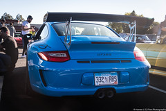 Riviera Blue (Hunter J. G. Frim Photography) Tags: supercar colorado porsche 911 gt3rs gt3 rs riviera blue 997 mki i6 36 german wing manual rare porsche911gt3rs rivierablue porsche911gt3rs997