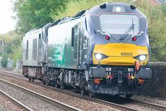 88005 On Tyne Valley Line (Uktransportvideos82) Tags: