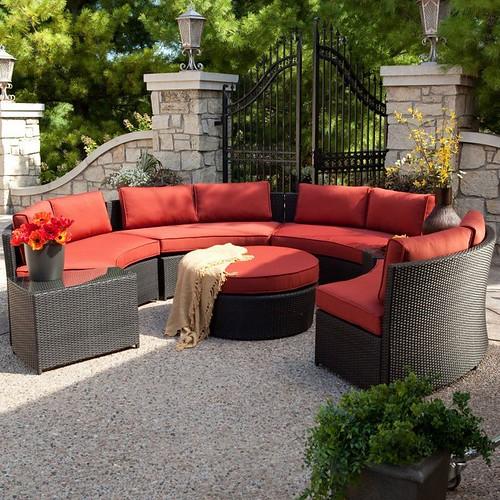 Weather proof Rattan garden furniture