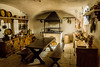 rustic kitchen - palmse manor, estonia