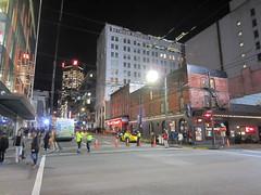 "IMG_4695 Film location for a scene in ""Skyscraper"". (vancouverbyte) Tags: vancouver vancouverbc vancouvercity dwaynetherockjohnson skyscrapermovie"