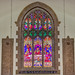 The Lord's Supper Stained Glass Window - St Andrew's Presbyterian Church - Forrest - ACT - Australia - 20171025 @ 10:48