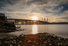 Mario M. Cuomo Bridge (Jemlnlx) Tags: canon eos 5d mark iv 4 5div 5d4 ef 2470mm f28 usm new tappan zee tappanzee bridge mario m cuomo twin south nyack york rockland county ny nys gnd graduated neutral density filter bw 30 nd losee park hudson river gitzo 1541t tripod carbon fiber