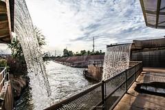 (Joshua Wells Photography) Tags: arizona az photography canonlens scottsdale canon canoncamera 5d teamcanon landscape waterfall waterfalls city