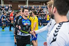 HSG Neuss- Düsseldorf II - TV Jahn Köln-Wahn-3 (marcelfromme) Tags: handball team teamsport indoor sport sportphotography nikon nikond500 sigma sigmaart sigma50100 cologne cgn köln düsseldorf