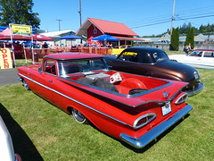 1959 Chevrolet (bballchico) Tags: 1959 chopped elcamino bryanscott deviantscc billetproof carshow