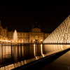 Paris by Night (Tixier François) Tags: 2017 paris pyramidedulouvre nuit