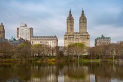 62421-New-York (xiquinhosilva) Tags: 2016 centralpark lake manhattan nyc newyork newyorkcity park therambleandthelake usa unitedstates us