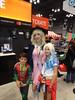 NYCC 2017 10-8-17 (15) (Comic Con Culture) Tags: newyorkcomiccon newyorkcomiccon2017 nycc2017 nyc newyorkcity newyork javitscenter vamptress leeannavamp model cosplay generalzod nycc robin eleven strangerthings harleyquinn dc netflix