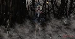 Zibska Alais dress (olyviadecuir) Tags: whitewidow zibska catwa deetalez ikon maitreya phedora sweetteacouture truthhair heartsdalejewelery lelutka mesh meshhair meshbody meshhead shopping highquality olyviadecuir avantgarde