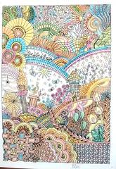 Regalo di compleanno! (♥danars♥) Tags: mamma amore compleanno disegno colori arttherapy