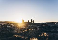 Pingueral (ROGU !) Tags: concepción tome rogu mar sea playa beach arena sunset biobio octava región landscape atardecer shine