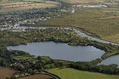Horning - Norfolk Broads [283/365 2017] (_ _steven.kemp_ _) Tags: norfolk logan air flight manchester airport norwich aerial landscape scenery horning norfolkbroads water lake