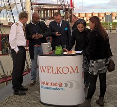 BitterBallenBorrel Lelystad 19-09-2017 - Strategisch Netwerken – Saté Keet