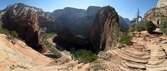 Zion NP_072a (Thomas Jundt + CV) Tags: nationalpark observationpoint panorama scoutlookout usa utah westrimtrail zioncanyon zionnp