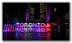 I'm addicted to the magic and the glow of city lights! (FotographyKS!) Tags: toronto city onerepublic canada ontario cityoftoronto illustration downtown artsy dundassquare nathanphillipsquare urban cityhall queenstreetwest baystreet nuitblanchetoronto nuitblancheto rainbow cityvibes lit downtowntoranto nbto2017 reflection neon lights architecture citylights depthoffield photography art kreative creative artistic abstract magic glow plaza festivaloflights nightphotography samsung mobile galaxys8 longexposure dark canadian dynamic metropolis cityglow