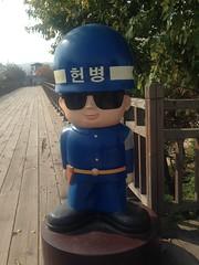 Korea - trip to border 186 (The Subcultured Traveler) Tags: iphonepics korea seoul insadong namdemeun dmz hongdae heyri sinchon travel asia backpacker subculturedtraveler