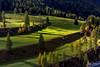 Terrace fields (Jerzy Orzechowski) Tags: grass shadows tree plants alps switzerland farmland sunset absolutelystunningscapes