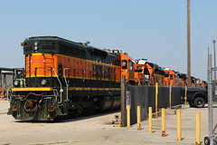BNSF 1550 (CC 8039) Tags: bnsf trains sd9 gp30 gp39 gp28 gp38 es44ac topeka kansas