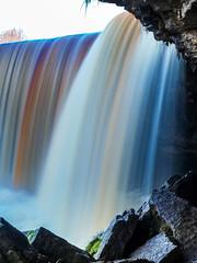 Jägala Waterfall (Kalev Lait photography) Tags: waterfall jägala juga longexposure water framed slow rocks fall nature river estonia serene widest