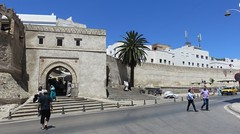 Tétouan Medina Walls (Tétouan, Morocco) (courthouselover) Tags: morocco maroc المَغرِب almaghrib kingdomofmorocco المملكةالمغربية ⵜⴰⴳⵍⴷⵉⵜⵏⵍⵎⵖⵔⵉⴱ tangertetouanalhoceimaregion régiondutangertétouanalhoceïma tétouan tetouan ⵜⵉⵟⵟⴰⵡⵉⵏ تطوان unescoworldheritagesites unesco africa