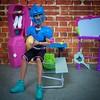 Footy star. #clawdwolf #monsterhigh (GrayskullWarriorToys) Tags: clawdwolf monsterhigh