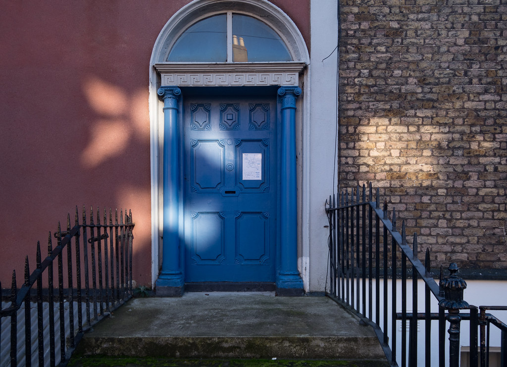 DOORS OF DUBLIN BLESSINGTON STREET [OCTOBER 2017]-133658