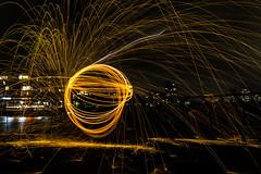 171028 2190 (steeljam) Tags: steeljam nikon d800 lightpainters greenwich wirewool spinning halloween favourite