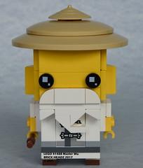 LEGO 41488 Master Wu (KatanaZ) Tags: lego41488 masterwu lego brickheadz ninjago thelegoninjagomovie