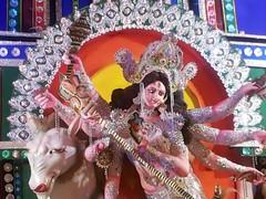 Durga Puja 2013 - Nadia , West Bengal , India (Nirbanjyoti das) Tags: goddes god culture pandel puja durga hindu hindusuim west bengal bangali bengali worship maa deity photography nirban jyoti das jeet idol navratri pandal mahalaya festival thakur pratima ashtami bipadnashini devi goddess navami murti panchami mantra utsav stotram avatar daemon godhead sandhi aarti mahisasur gayatri kaalaka kanyaka kaushiki
