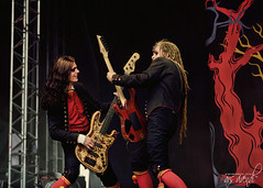 0.000.006 (Konzertfotografie ...) Tags: musiker bühne stage festival rock deathmetal wff konzert