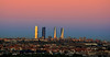 Skyline (vic_206) Tags: madrid skyline amanacer rascacielos sunrise