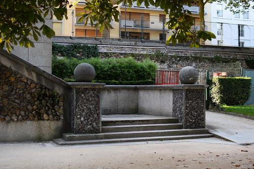 Square René-Le Gall, Paris
