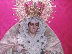 María Santísima de la Esperanza Macarena (Cofradeus) Tags: madrid turismo españa semanasanta soledad dolor dolores dolorosa esperanza macarena esperanzamacarena