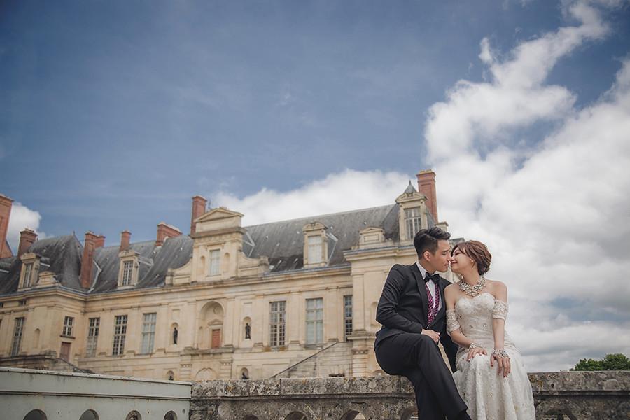 巴黎婚紗,海外婚紗,歐洲婚紗,海外婚紗巴黎,巴黎婚紗攝影,巴黎鐵塔,法國巴黎婚紗,海外婚紗,楓丹白露宮