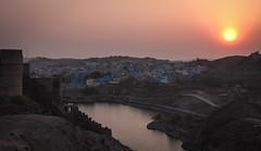 Rajasthan - Jodhpur - blue city- Mehrangharh Fort-7