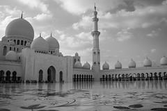 The Sheikh Zayed Mosque, Abu Dhabi (lorenzosavini) Tags: abudhabi abu dhabi uae emirates mosque masjid sheikh zayed white marble