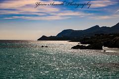 Every story has its own end (Yarin Asanth) Tags: watersurface blue green bolders rocks dark waterstars smooth waves sundown sunset sea calaratjada mallorca yarinasanth gerdkozikphotography gerdkozik gerdkozikfotografie yarinasanthphotography gerdmichaelkozik