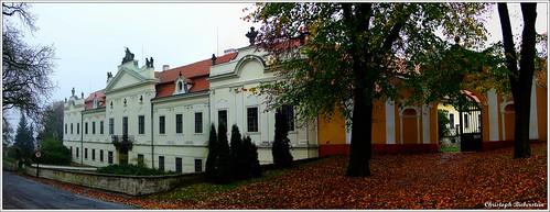 Schloss Perutz (Zámek Peruc)