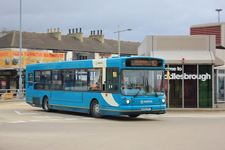 Arriva north east 4516 W292 PPT