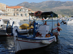 Port (etriznova) Tags: port sea greece mani boat