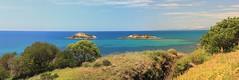 3 Sisters, Tasmania (taszee63) Tags: tasmania panorama 3sisters northcoast bassstrait azure ocean turquoise sea coast