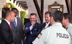 "PM-Schotte-with-PM-Lamothe-of-Haiti-and-Vice-President-Colombia-Angelino-Garzon-in-Port-au-Prince • <a style=""font-size:0.8em;"" href=""http://www.flickr.com/photos/137313818@N05/37502161852/"" target=""_blank"">View on Flickr</a>"