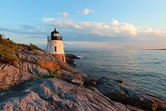 Castle Hill Light (russ david) Tags: castle hill light lighthouse narragansett bay newport rhode island ri ocean drive june 2017