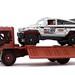 Heist Truck & Matchbox Ridge Raider