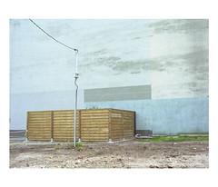 *** (dzarro72) Tags: urban mundane minimal decay warsaw film negative fujicolor pro160ns bronicaetrsi zenzanon7528pe mediumformat 645 epsonv500