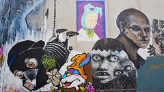 Mue Bon, Caper, Gigi, Soika & Hancock... (colourourcity) Tags: streetart streetartaustralia streetartnow colourourcity melbourne awesome burncity original nofilters graffiti graffitiart randoms caper erg muebon gigi hancock soika vomit pukruk